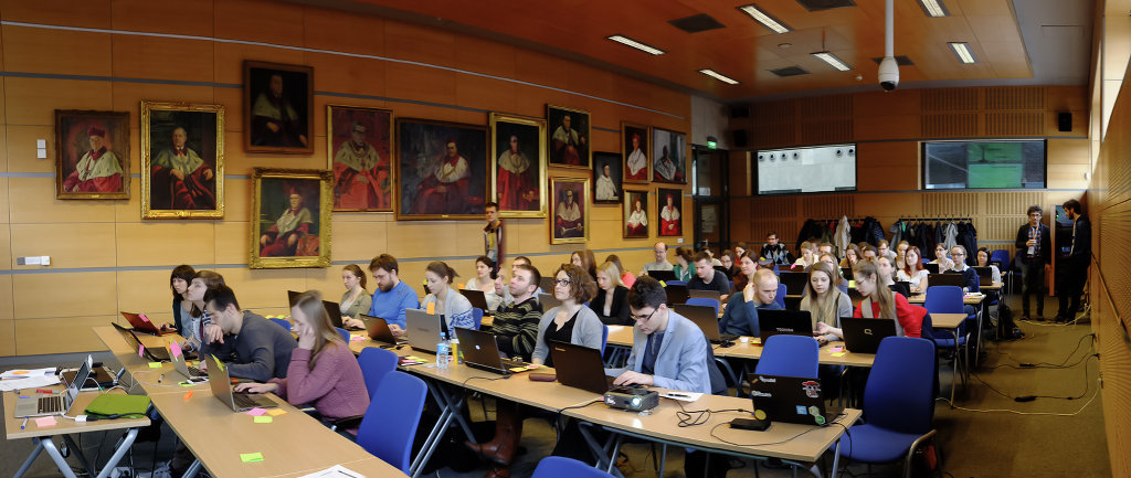 Software Carpentry Workshop in Kraków, February 21-22, 2015