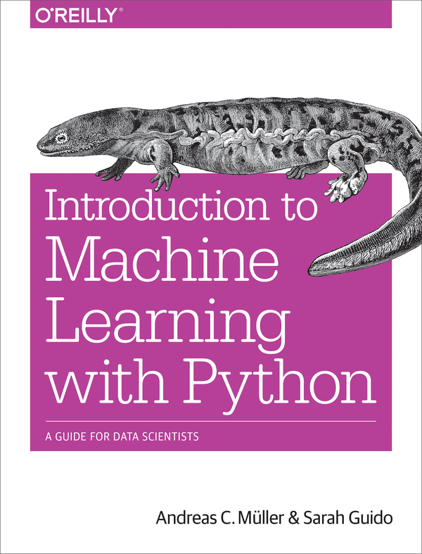 machine learning python pdf