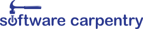 Software Carpentry banner